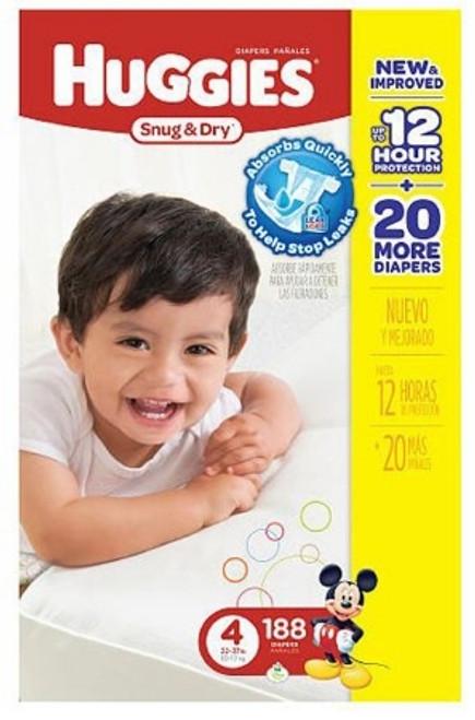 Kimberly Clark Huggies Diaper 11