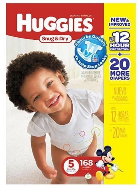 Kimberly Clark Huggies Diaper 12