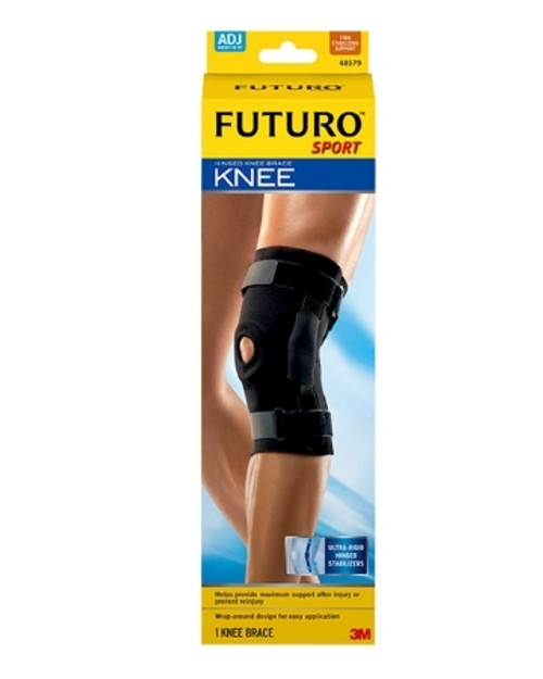 3M FUTURO Sport Adjustable Hinge Knee Braces