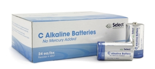 McKesson Select Alkaline Battery
