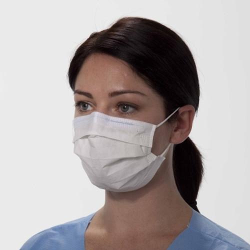 Procedure Mask Pleated Earloops