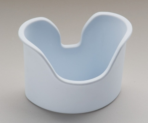 Tech-Med Services Plastic Round Ear Basin