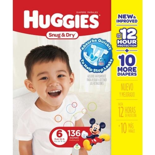 Kimberly Clark Huggies Diaper 9