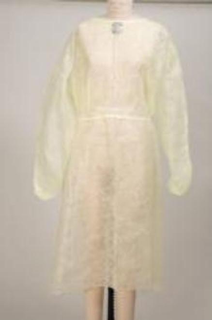 medi-pak performance isolation gowns