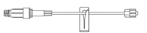 B. Braun Ultrasite Extension Set