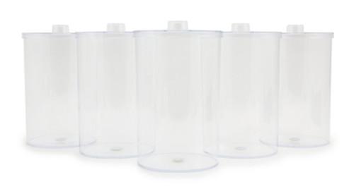 McKesson Plastic Sundry Jars