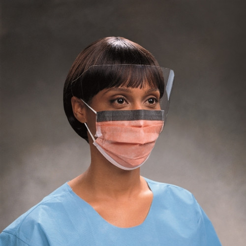 Halyard Fluidshield Procedure Mask with Face Shield