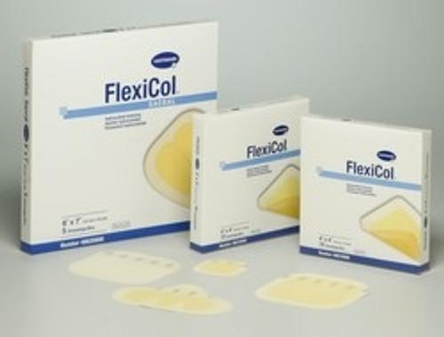 Hydrocolloid Dressing FlexiCol Oval NonSterile