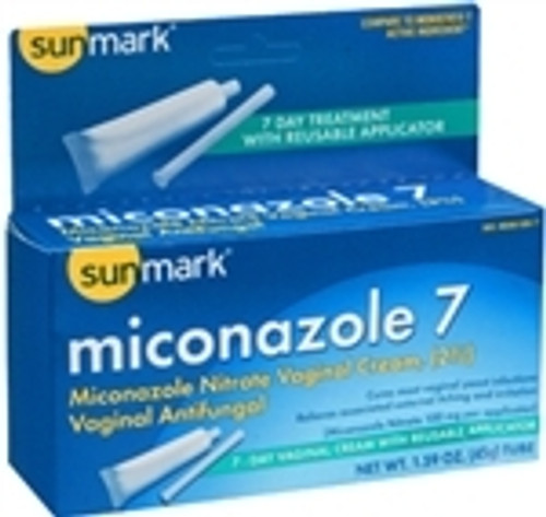 sunmark miconazole 7 with Disposable Applicator