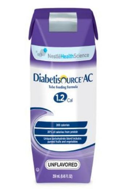 Diabetisource AC Formula - 250 mL Cans