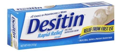 Diaper Rash Treatment Desitin