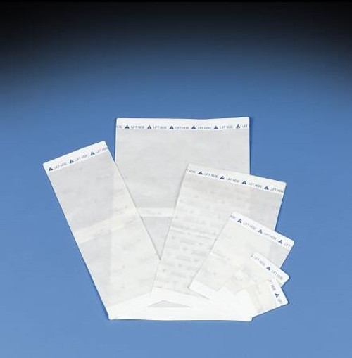 Transparent Film Dressing Transeal Rectangle Delivery Without Label Sterile