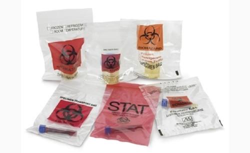 Medegen Medical Products LLC Specimen Transport Bag