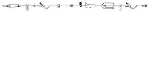 "B. Braun IV ADMIN SET 15DRP 120"""