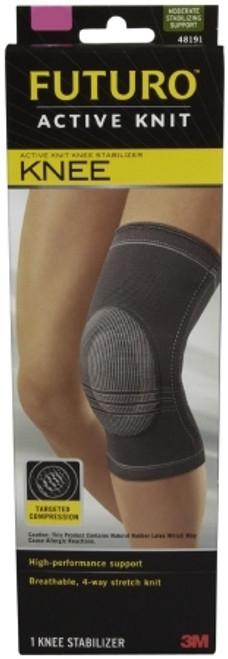 3M FUTURO Active Knit Knee Stabilizer