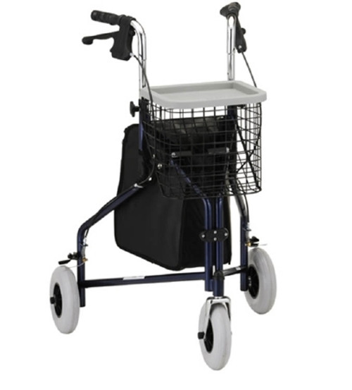 Nova Ortho-Med WALKER TRAVELER 3-Wheel