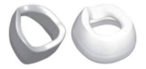 siliocone cpap seal, flexifit 407