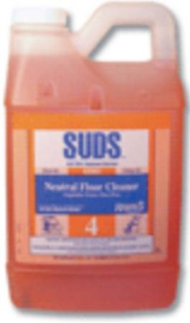 Floor Cleaner Liquid, SUDS - 64 oz.
