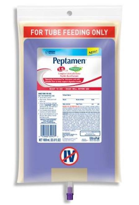 Peptamen 1.5 w/ Prebio1, Unflavored - 1000 mL