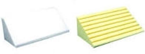 "Foam Positioning Wedge, Economy - 8""x 10.5""x 21"""