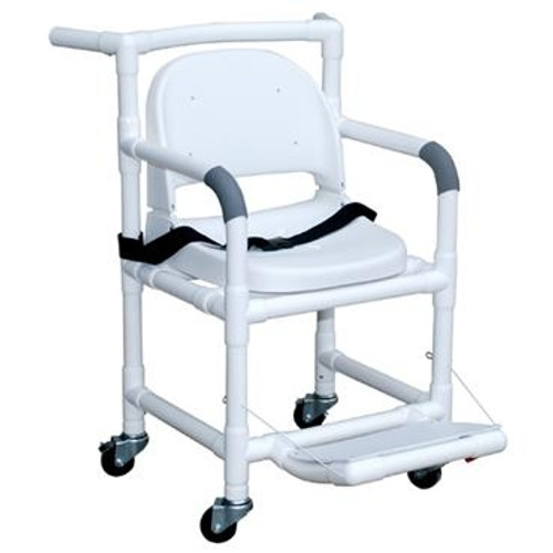 Transfer Chair with Full Support Seat