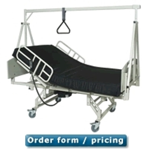 Gendron Bariatric Bed Mattress 1