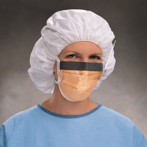 Halyard Fluidshield Surgical Mask with Face Shield