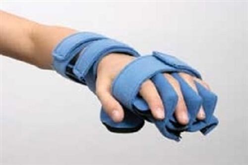 Hand / Wrist Orthosis Comfyprene Left Hand Purple Adult