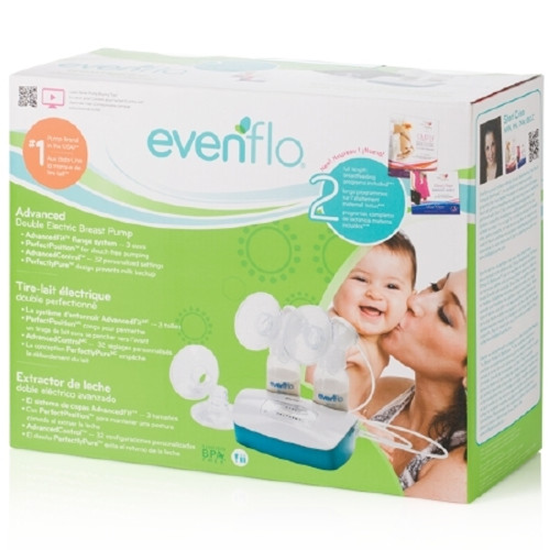 Evenflo Advanced Breast Pump Kit