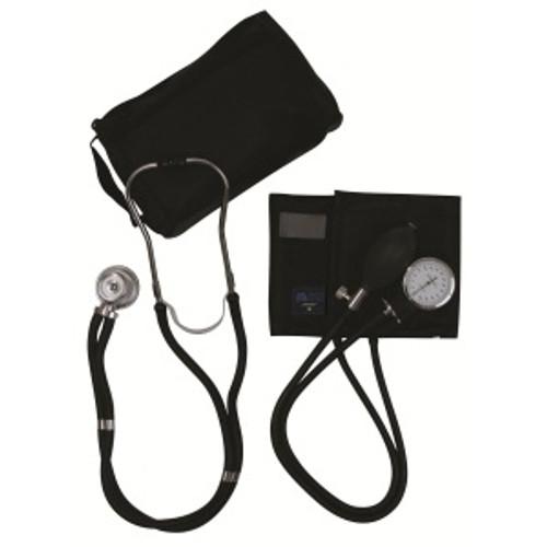MatchMates Aneroid Sphygmomanometer and Stethoscope