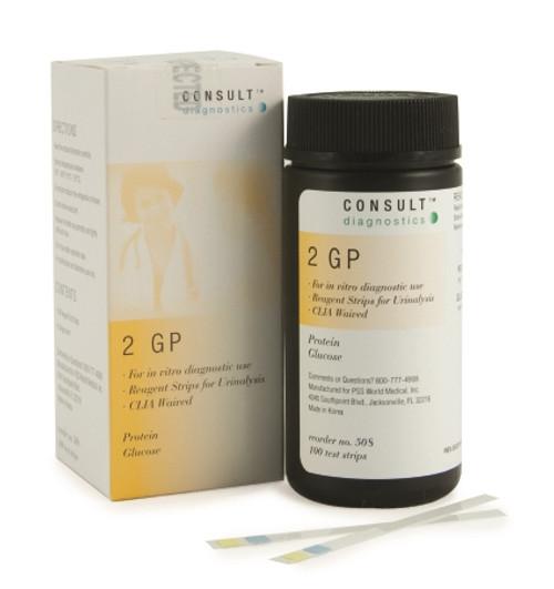 McKesson Brand CONSULT Urine Reagent Strip