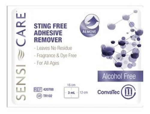 Sensi-Care Sting-Free Adhesive Remover Wipes