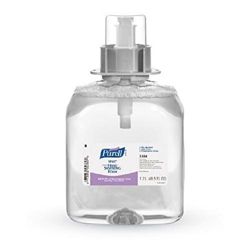 GOJO Purell Alcohol-Free Hand Sanitizer