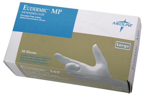Eudermic MP PF Latex Gloves