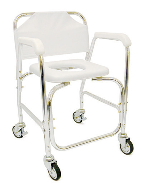 Rolling Shower Transport Chair