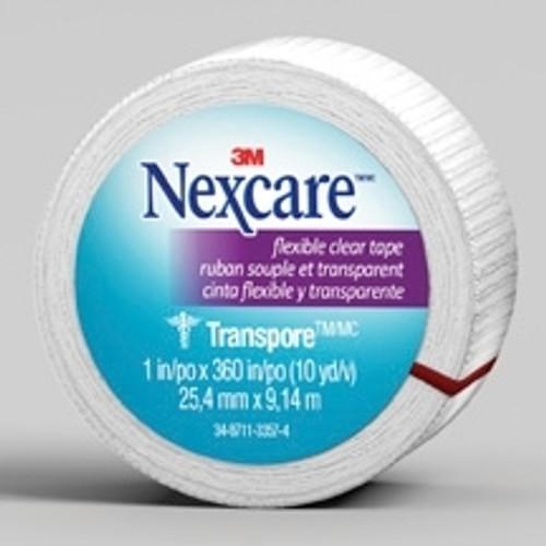 Medical Tape NexcareTranspore White