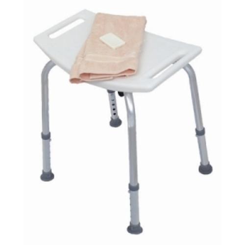 dmi blow-molded bath seat without backrest