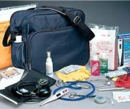 Hopkins Medical Products Original Home Health Shoulder Bag Medical Tote