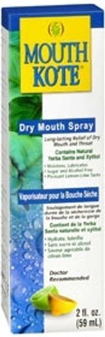 Parnell Pharmaceuticals Mouth Kote Mouth Moisturizer