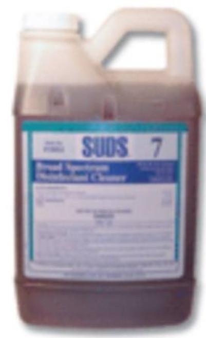 Disinfectant Cleaner, SUDS - Liquid 0.5 Gallon