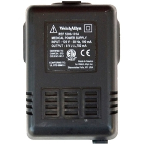 Welch Allyn 110V Transformer for Spot Vital Signs Devices