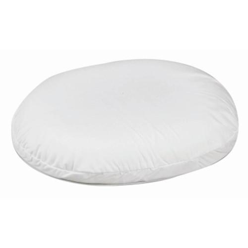 dmi contoured foam ring cushion, white