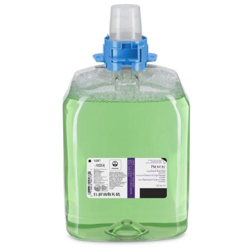 Shampoo and Body Wash Dispenser Refill Bottle Scent