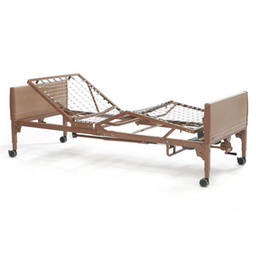 Semi-Electric Home Care Bed