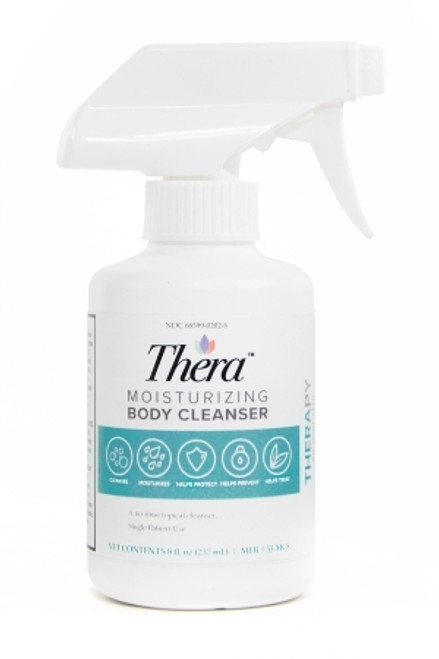 Body Wash Thera Lotion Spray Bottle Scented