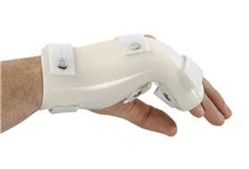 Boxer acture Brace AliMed Right Hand White X-Large