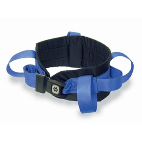 Gait Belt with Seatbelt-Style Buckle