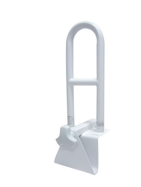 Easy Grip Portable Clamp-on Tub Safety Grab Bar