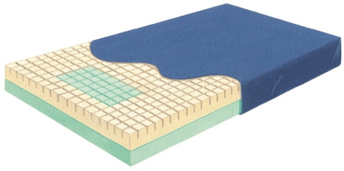 Skil-Care Perimeter-Guard Bed Mattress
