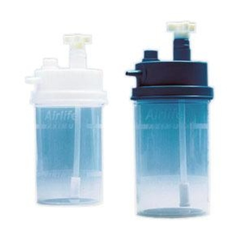 AirLife Respiratory Filter Empty Humidifier Jars, 6 psi